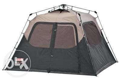 Instant tent for 6 person. Coleman