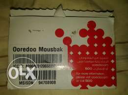 Ooredoo mousbak special number