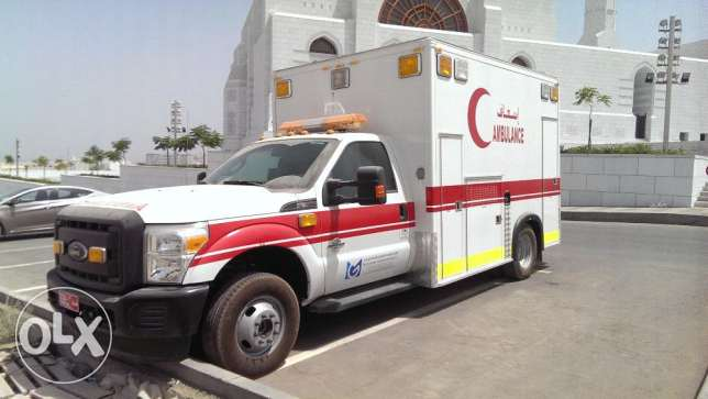 Ambulance for Rent & Male Nurse Service ( MOH, PDO & BP APPROVED) Oman