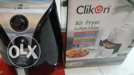 clikon air fryer