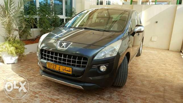 Peugeot 3008 like new 2013 Low mileage. مسقط -  1