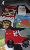 Books for 2 yrs to 3 yrs old