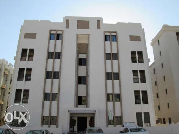Two Bed Apartment For Rent in Al Khuwair, Popular Family Building
