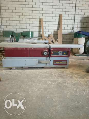 Machine sales for carpentry and machine repaired all