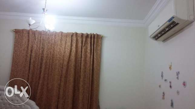 Fully Furnished Spacious Flat well maintained for rent 275 OMR