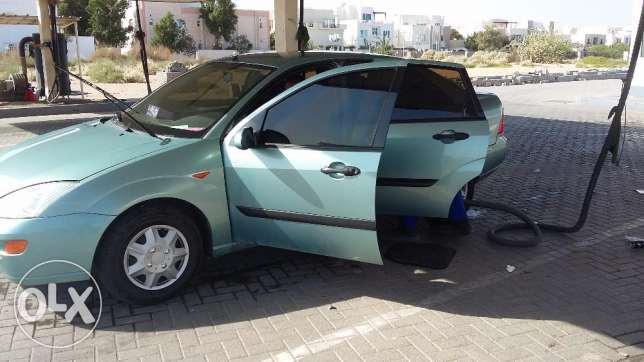 car for sale FORD FOCUS 2002 مسقط -  3