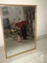 "Wall Mirror 11"" *24"" for Sale in Qurum. Free Delivery"