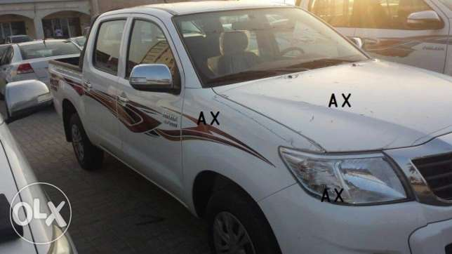 Toyota Hilux 2.7 A/T 2WD ZERO KMS for sale !! السيب -  3