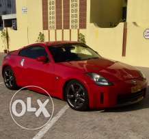 nissan z350 model 2007 for sale or exchange by family car