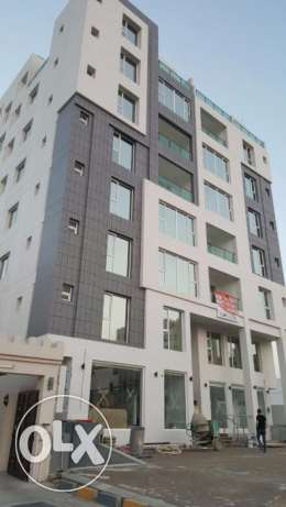 e1 brand new flat for rent in al ozaiba 2 bedroom in verry good بوشر -  1