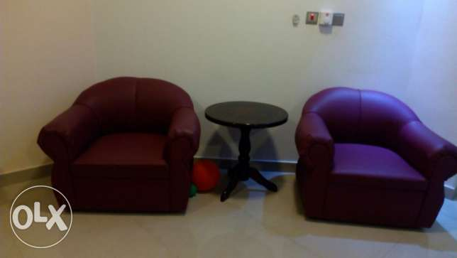 Sofa set 3+2+1+1 , Seven seater مسقط -  5