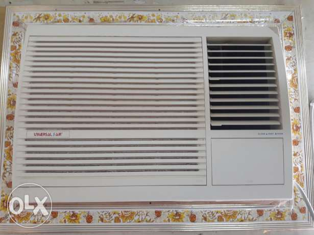 Window Air condition for sale مسقط -  1