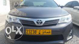 camry 2014 low mllage