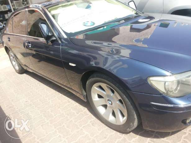 BMW 730 LI 2008 - For Sale - In Very Good Condition NO 1 مسقط -  8