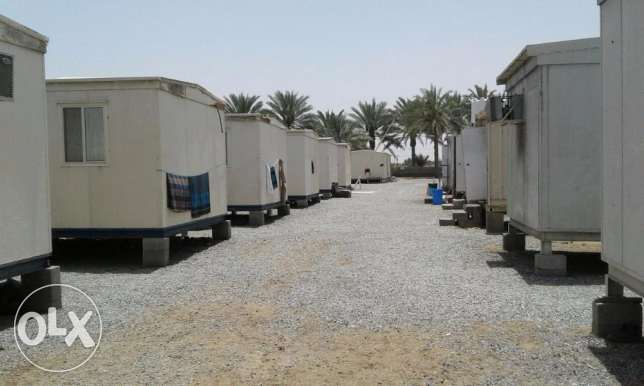 Labour Camp in Barka for rent