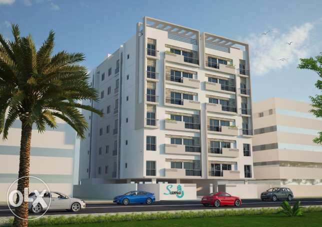 Modern Apartment Sale For an Affordable price in Azaiba