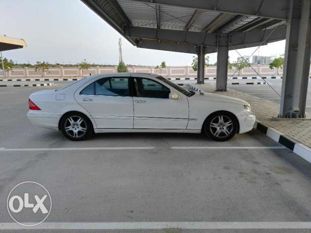 Mercedes Benz 2004 model, khaliji, good condition at only 1500 OMR