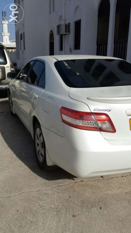 Camry 2011 full automatic gulf agency السيب -  4