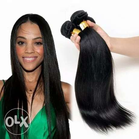 Original human hair extensions. مسقط -  6