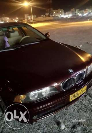 BMW520i 2003 from oman