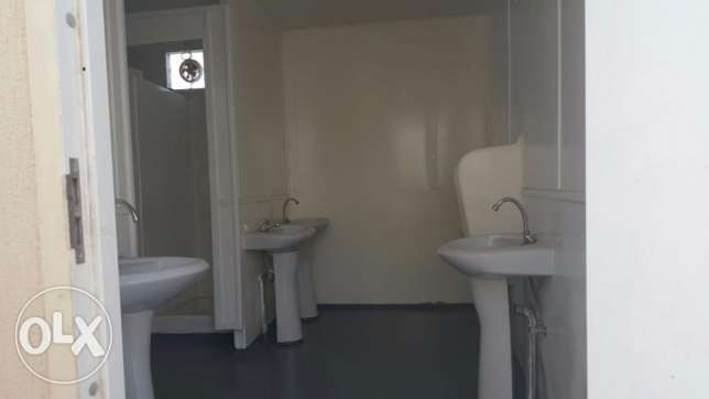 we have very Best Ablution Portacabin for sale in oman مسقط -  5