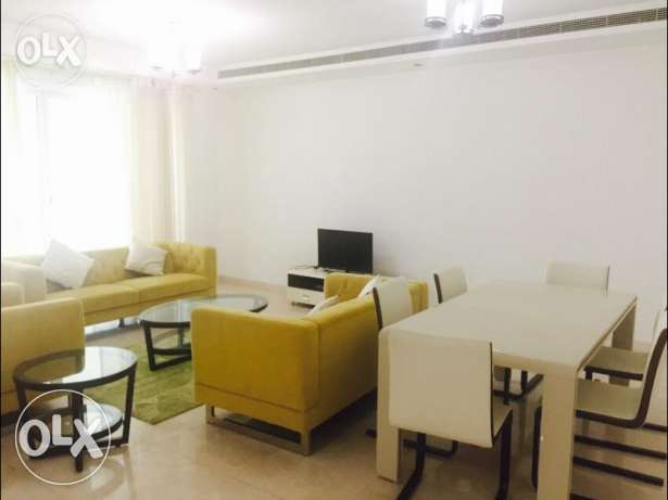 Wonderfully furnished 2BHK apartment for Rent at Muscat Grand Mall بوشر -  1