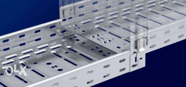 Supply of Cable Trays- GI Trunking - Scaffolding - C Channels