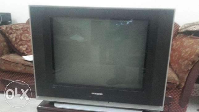 One used samsung tv in good condition for R O 10/- الغبرة الشمالية -  2