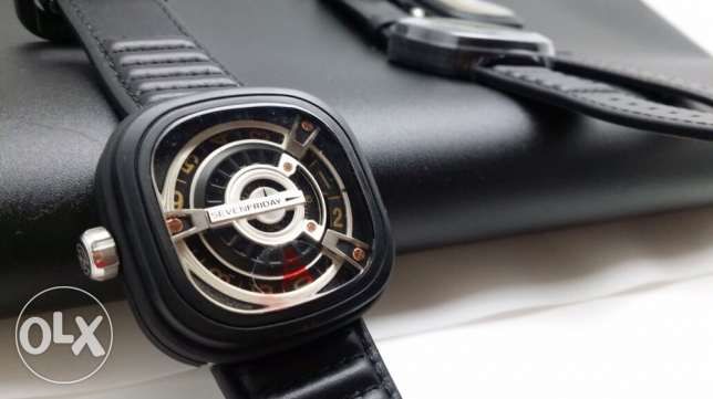 Sevenfriday watches السيب -  8