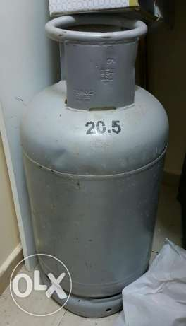 Gas Cylinder only