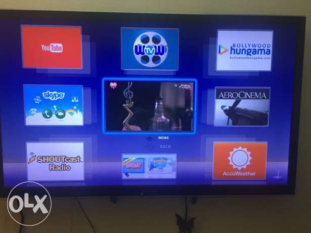 Panasonic TV LED sale مسقط -  1