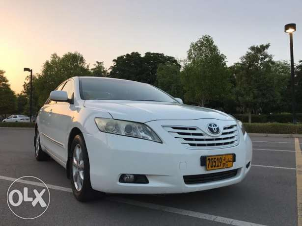 Toyota Camry 2008 fully Automatic GCC No Accident ( Clean Title )