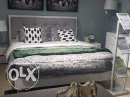 new Queen size bed from home centre