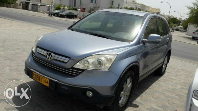 Export used crv awd 2007 model مسقط -  2