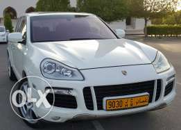 PORSCHE CAYENNE TURBO PANARAMIC Roof 4.8 2008 Spacial edition very cle
