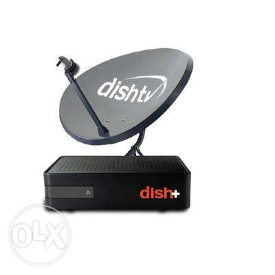 New Dish Tv SD Receiver