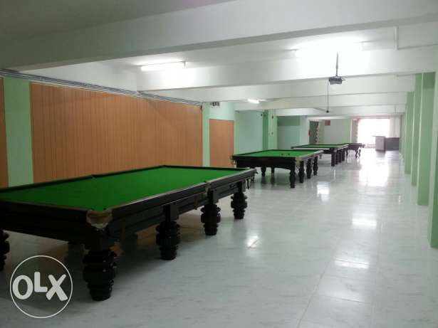 Snooker for sale