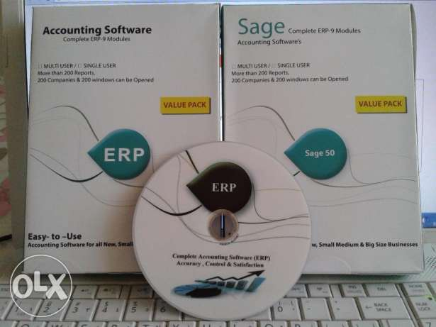 Accounting Software Best in world just for 192 OMR- Multi User مسقط -  3