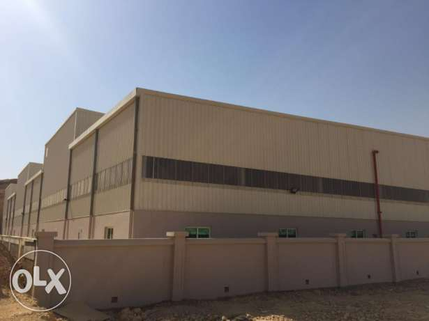 KA 237 Spacious Warehouses in RUSAYL for Rent مسقط -  7