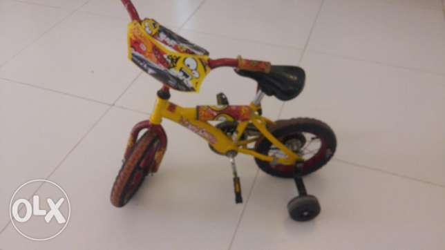 Kid cycle