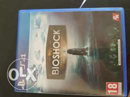 Ps4 game . Bioshock Infinate:Remastered