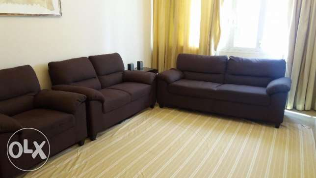 sofa set for sale مسقط -  1