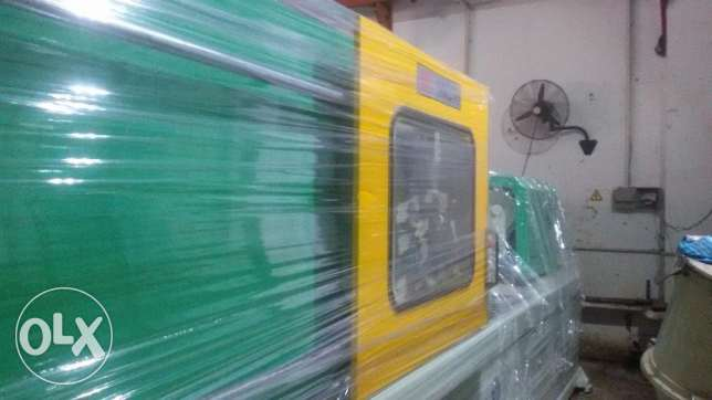 Taiwan Chen hsong SM250 servo motor plastic injection moulding machine
