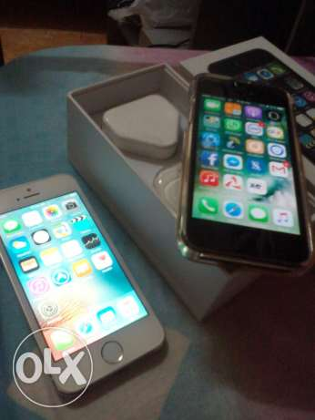 I phone 5s 16gb 2 mobial