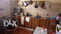 Room for rent with attached Toilet 150 OMR, in a two bedroom apartment