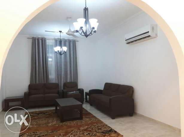2BHK Fully Furnished Flat Bausher FOR RENT Opp. Rehab Hotel pp95