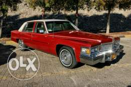 1978 Royal Cadillac Deville