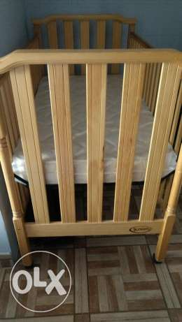 Juniors baby sleeping bed