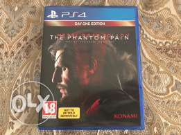 Metal Gear Solid V - PS4