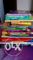 Educational/knowledge books